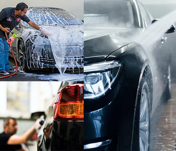ručno pranje vozila